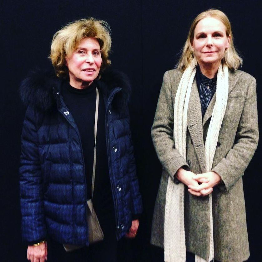 Catherine Millot & Camille Laurens