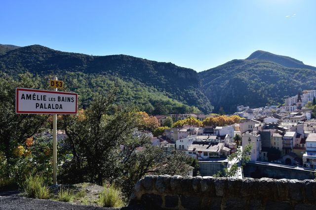 Amélie-les-Bains (Pyrénées Orientales)