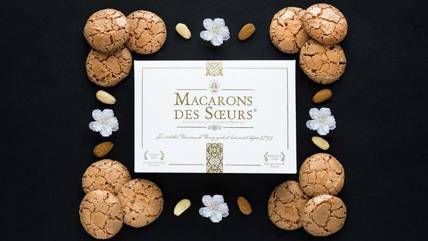 Macarons de Nancy © Soeurs Macarons