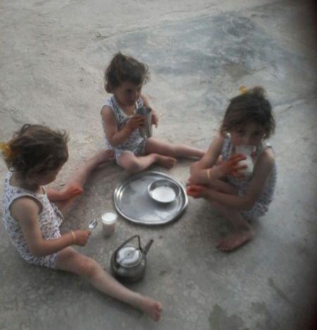 Les filles de Basma