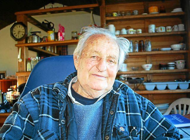 Le Père Jaouen avait fêté ses 95 ans en octobre 2015