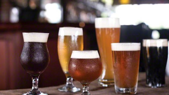 Compositeurs et bières
