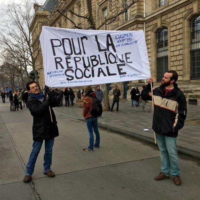 Manifestation 9/03 Loi travail 3