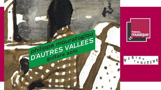 CD - D'autres vallées de Philippe Mouratoglou