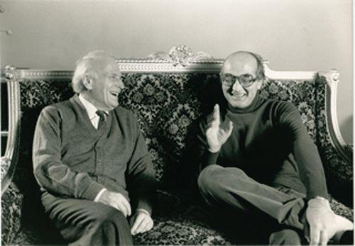 Bruno et Yehudi