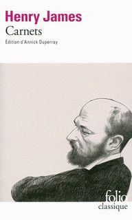 Annick Duperray-Carnets d'Henry James
