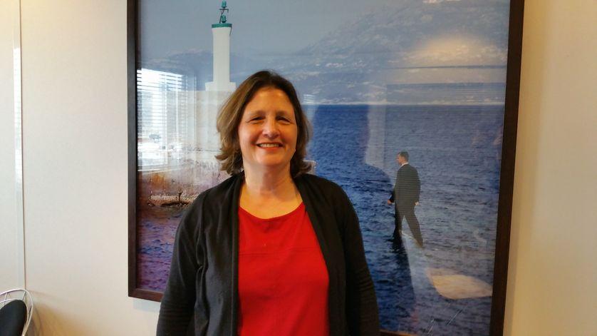Joelle Hansel, philosophe, membre fondateur du Centre Raïssa et Emmanuel Levinas