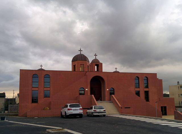 Une nouvelle église pour les chrétiens d'Orient inaugurée à Arnouville
