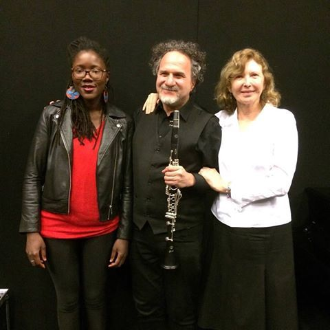 Alice DIOP, David KRAKAUER et Aurore Clément