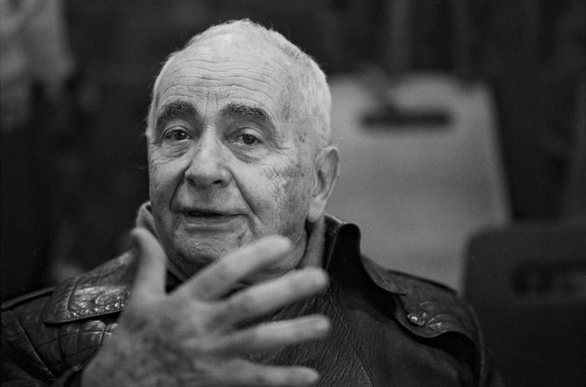 Louis Aragon en 1980