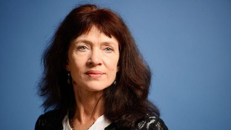 Nancy Huston en 2014.