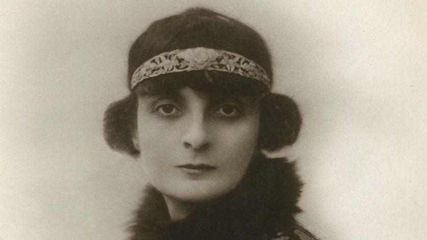 La comtesse de Noailles, circa 1910