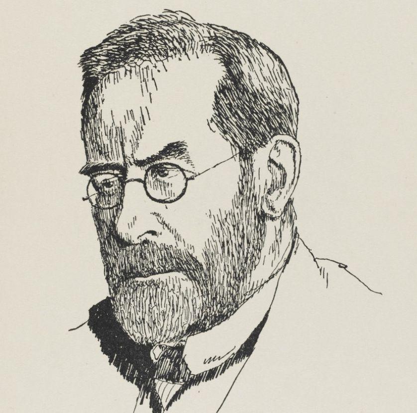 Sir James George Frazer ( 1854-1941)