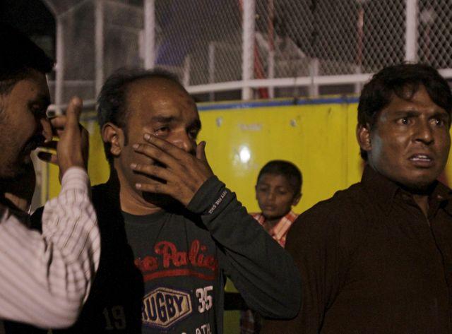 Cet attentat-suicide a fait plus de 70 morts au Pakistan