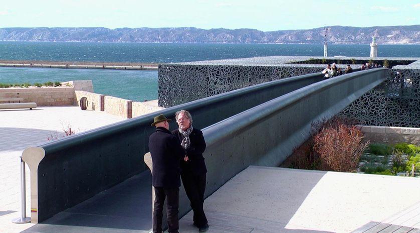 Image extraite de Marseille entre deux tours