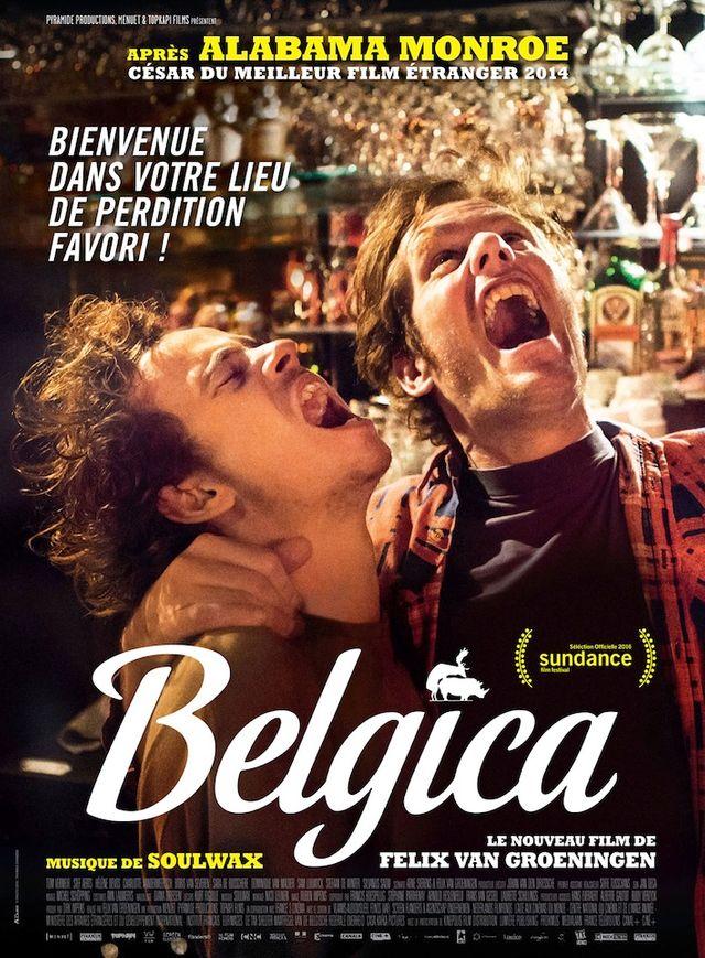 affiche Belgica film