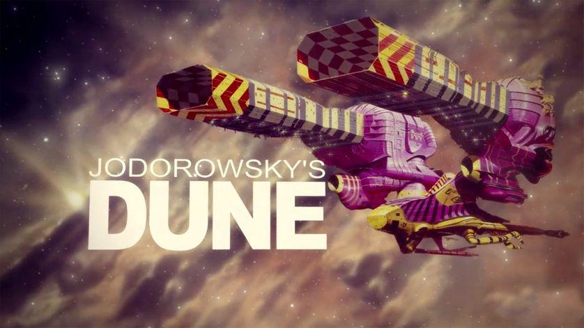 """Affiche du film """"Jodorowsky's dune"""""""