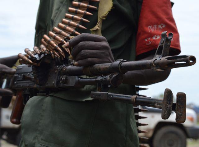 La guerre civile au Soudan Sud a fait fuir 2,3 millions de personnes