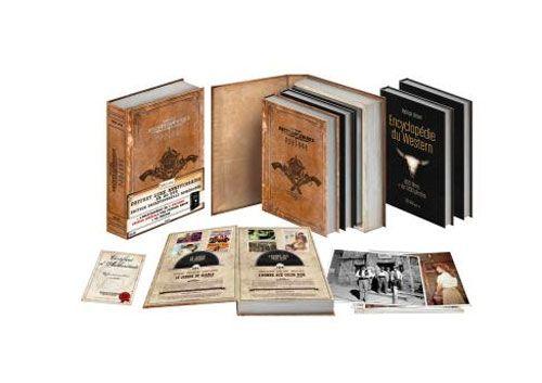 Coffret Encyclopédique Western de légende