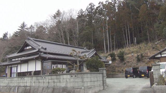 La maison de Ayako Sato à Naraha