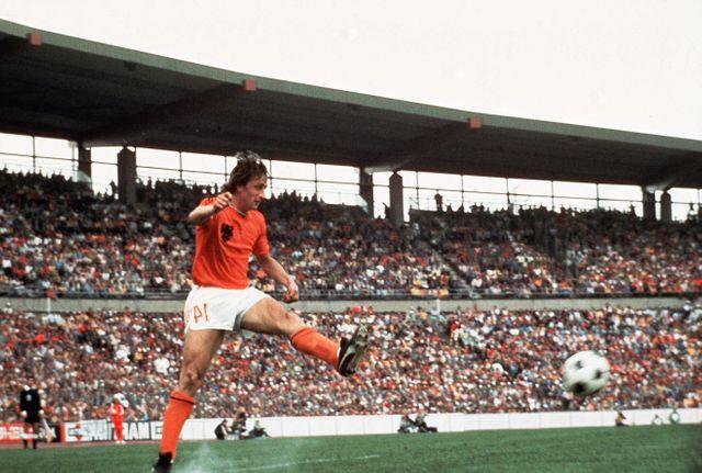 Johan Cruyff, mars 1987
