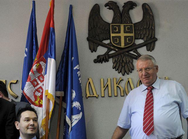 L'ultranationaliste serbe Vojislav Seselj a été acquitté jeudi par le TPIY