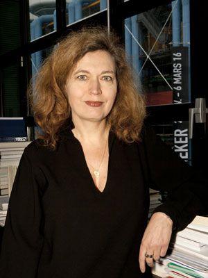 Portrait d'Angela Lampe
