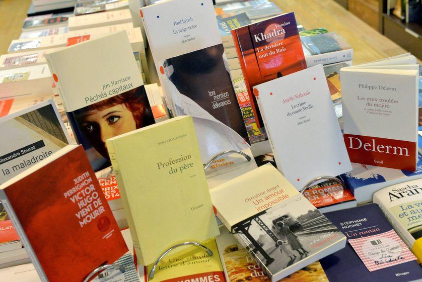 76 287 titres ont été publiés en France en 2015
