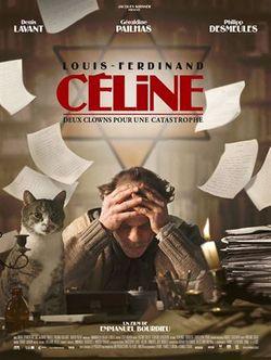 Affiche Louis-Ferdinand Céline