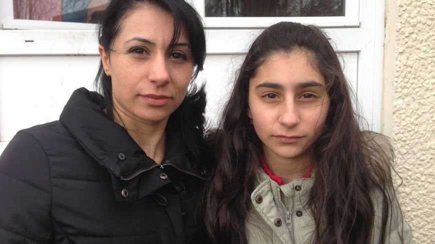 Mariam et sa mère seront à la rue à partir du 31 mars.