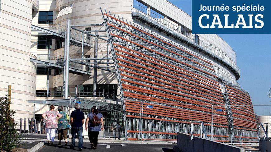 L'hôpital de Calais a été inauguré pour les JO de Londres, en 2012