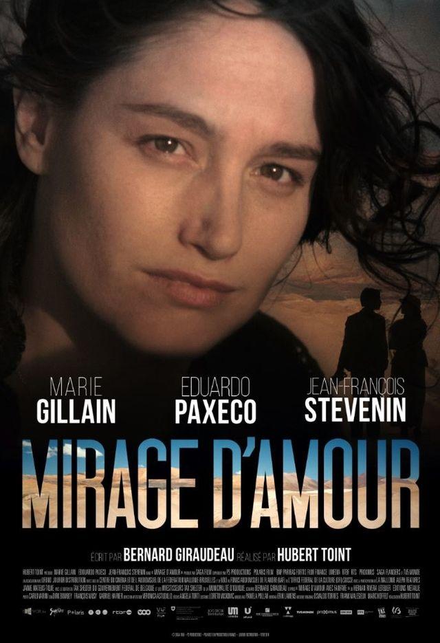 """Affiche """"Mirage d'amour en fanfare"""""""