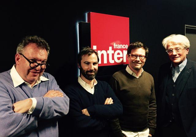 Bertrand Delais, Antoine Vitkine, Yves Jeuland et Pascal Perrineau