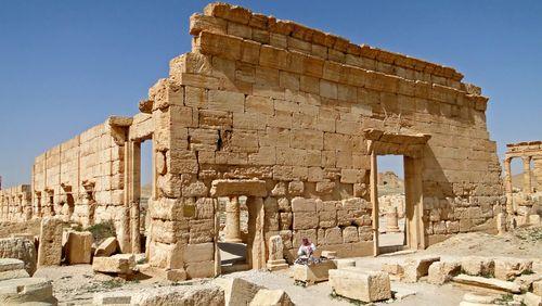 Retours à Palmyre (3/5) : L'apogée d'un lieu / Deuxième partie : Valérie Dréville