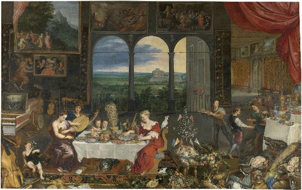 Jan Brueghel l'ancien