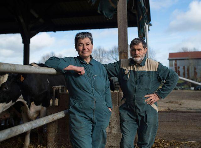 "Marcel et Sylvie Thébault, exploitants agricoles expulsables, se disent ""sereins"""