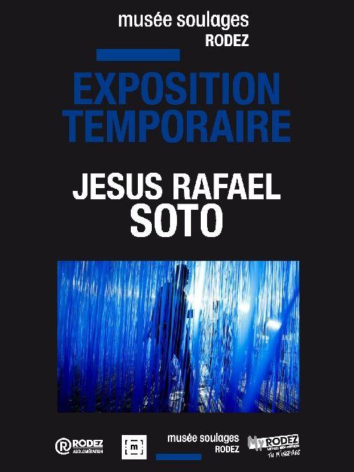 Affiche expo Soto