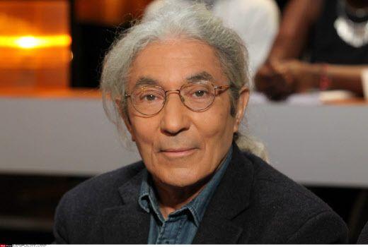 L'écrivain francophone algérien Boualem Sansal en septembre 2015.