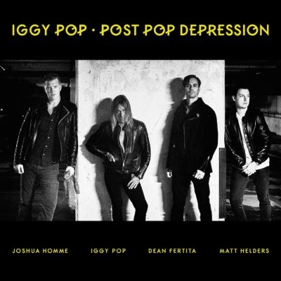 Iggy Pop | 'Post Pop Depression'