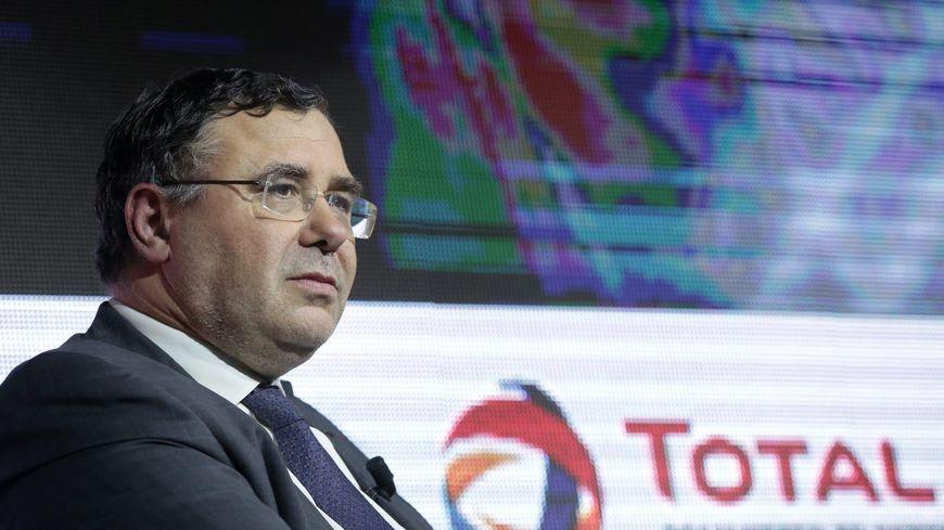 Lepdgdu groupe pétrolier Total, Patrick Pouyanné