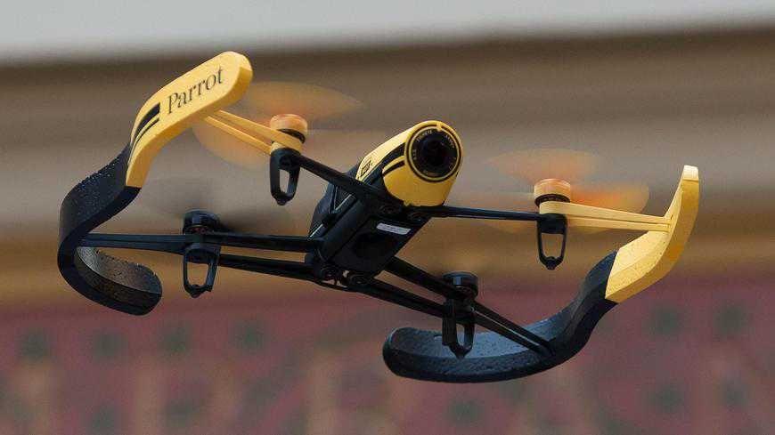 Des drones bientôt utilisés pour les contrôles routiers
