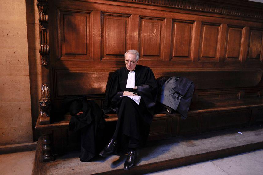 Jean-Paul Teissonnière est l'avocat des mineurs de Longwy