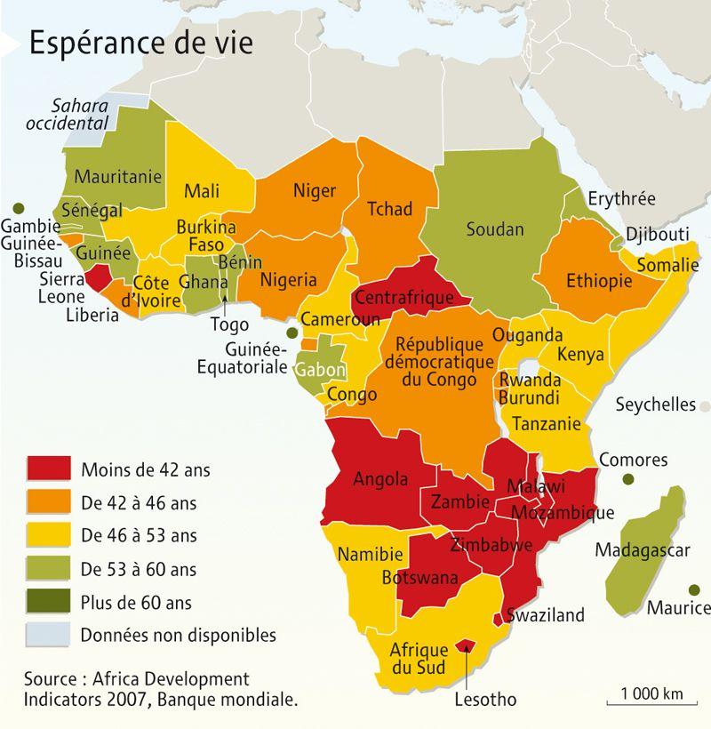 Carte De Lafrique Subsaharienne.Tst2s L Afrique Subsaharienne Du Milieu Des Annees 1950 A