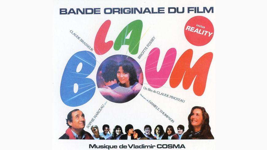 Pochette de disque La Boum - © DR
