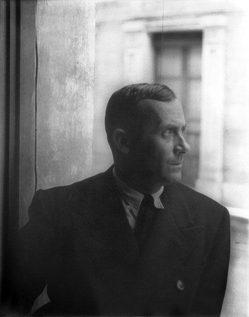 Portrait de Joan Miro (Barcelona, le 13.06.1935)