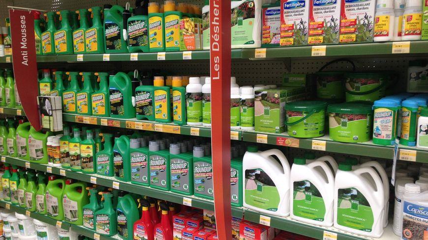 Plus de pesticides chimiques en libre-service en 2017