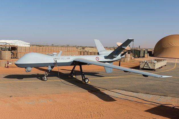 Drone de l'armée française