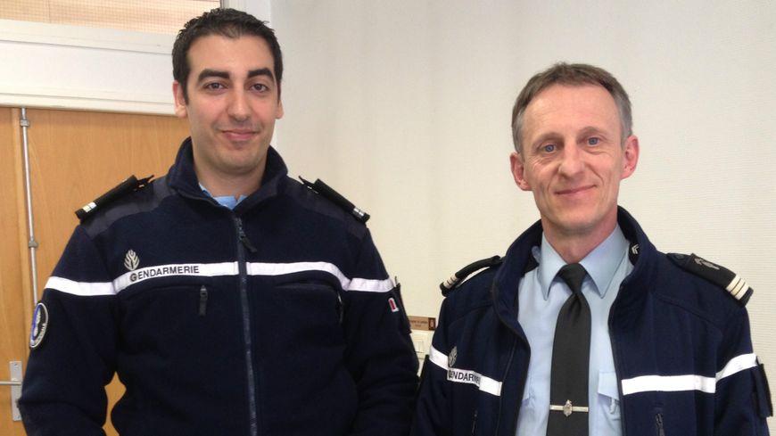 Les r servistes un soutien pr cieux pour les gendarmes - Grille indiciaire officier de gendarmerie ...