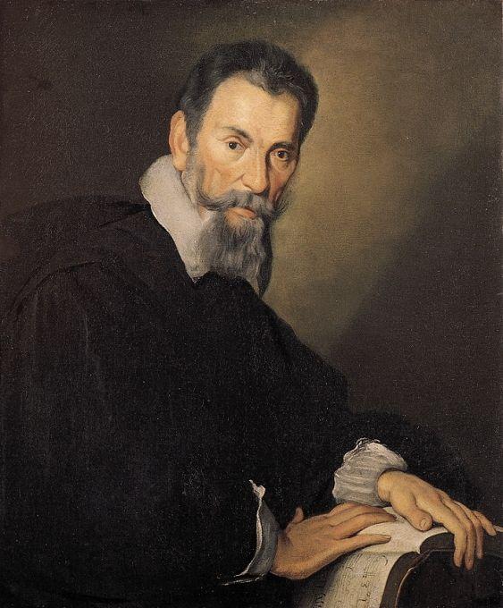Claudio Monteverdi, compositeur italien Crémone 1567-Venise 1643 ©Bernardo Strozzi