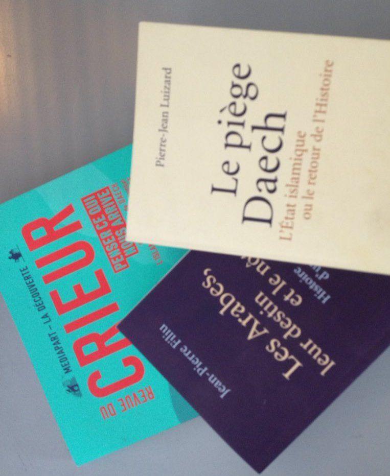 Livres et revues sur l'islam et le djihadisme